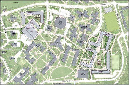 Illustrated North Campus