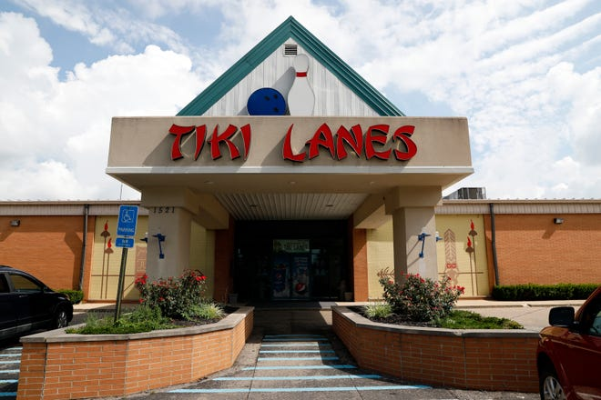 Tiki Lanes bowling alley in Lancaster has been on the market for the last eight months.