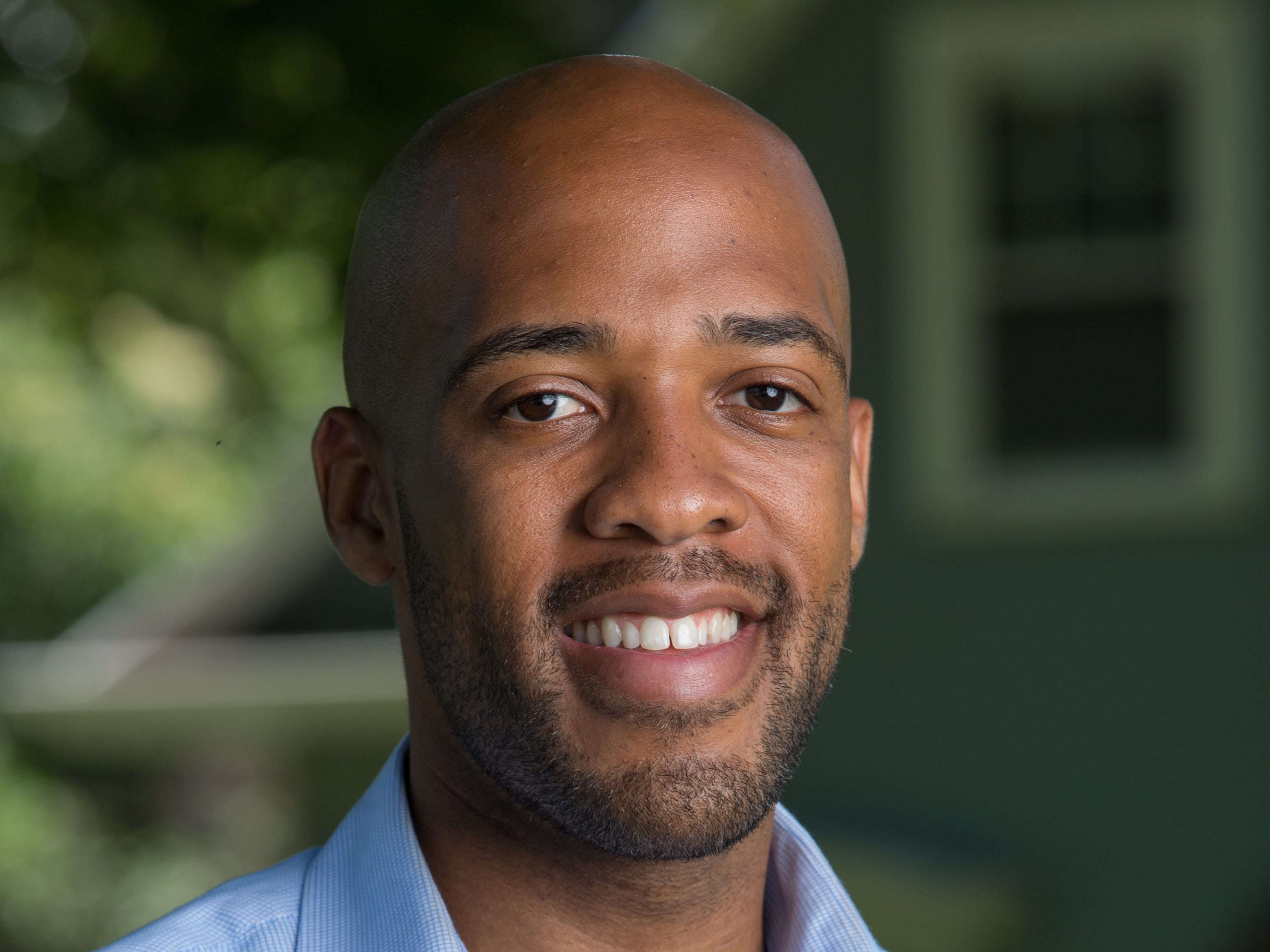 Wisconsin lieutenant governor candidate Mandela Barnes wants you to know: He's not dead, white or off the ballot