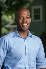 Mandela Barnes, Democratic candidate for lieutenant governor.