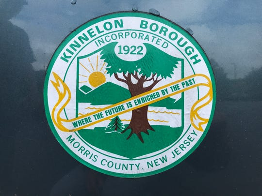 Kinnelon's historic Butternut Tree was felled by a storm that blew through the area. The tree, the oldest and largest known tree in New Jersey, is inscribed on the municipal seal and and emblazoned on local police officers' uniform patches.