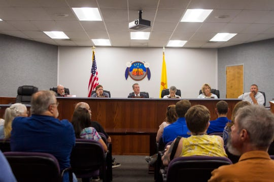 Members of the Aztec City Commission likely will vote on whether to publish notices of intent to adopt new gross receipts tax increments during their next meeting.