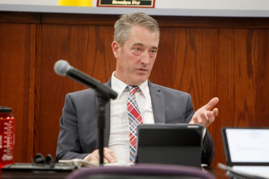 Aztec Mayor Victor Snover says a gross receipts tax increase would provide the city with another $250,000 in revenue.
