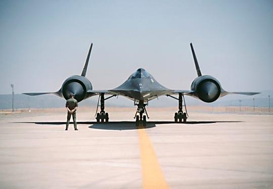 U.S. Air Force SR-71 Blackbird