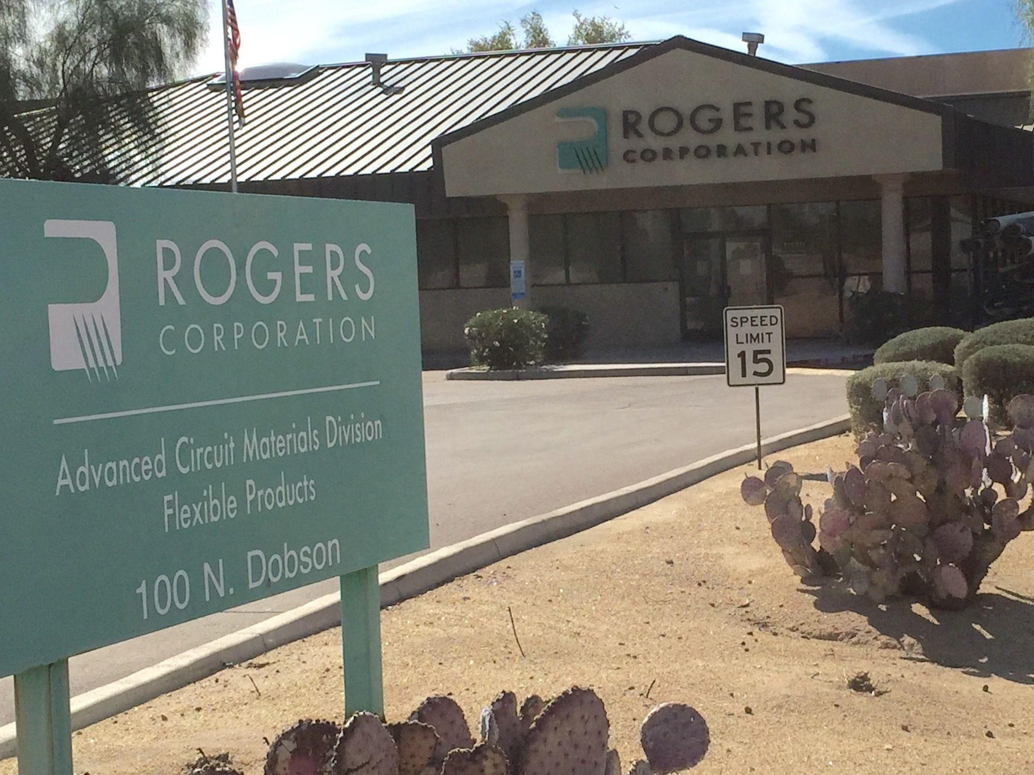 Rogers Corp.'s Bruce Hoechner: Summary compensation: $3,807,177. Adjusted compensation: $9,006,769. TTM profit: $80 million. TTM revenue: $832 million. 2017 stock: 110.8 percent. Capitalization: $2.2 billion.