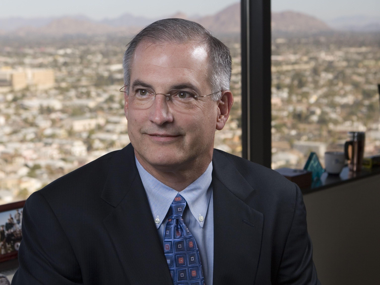 Pinnacle West Capital Corp.'s Donald Brandt: Summary compensation: $10,533,439. Adjusted compensation: $15,179,893. TTM profit: $468 million. TTM revenue: $3.6 billion. 2017 stock: 12.6 percent. Capitalization: $9 billion.