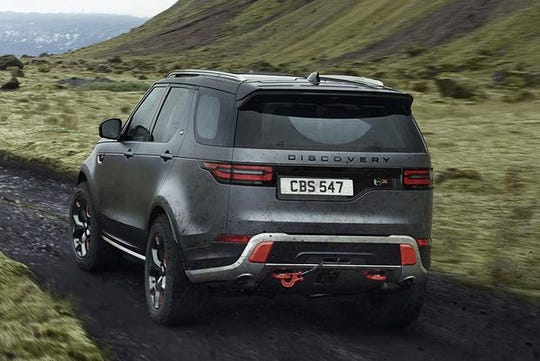 Land Rover Discovery 2018