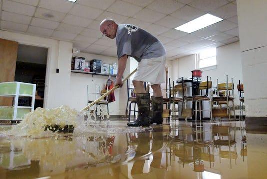 Zion Church Flood