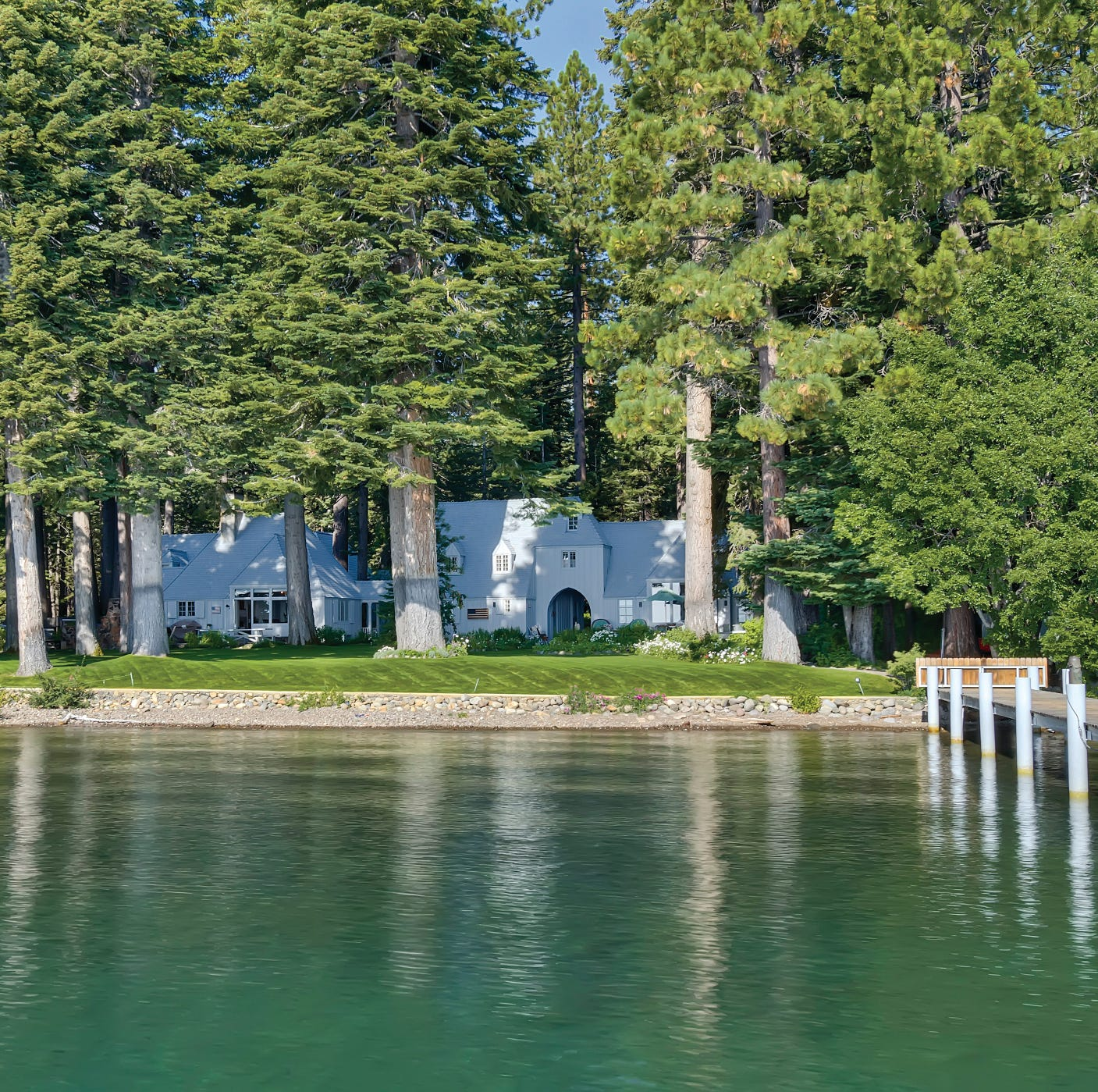 Facebook CEO Mark Zuckerberg buys $59 million spread at Lake Tahoe