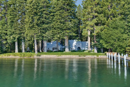 Lake Tahoe estate sold to Facebook CEO Mark Zuckerberg