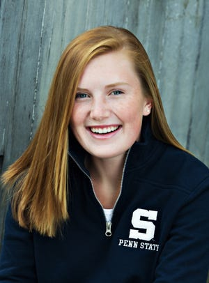 Sarah Willis, Eaton High School girls golf