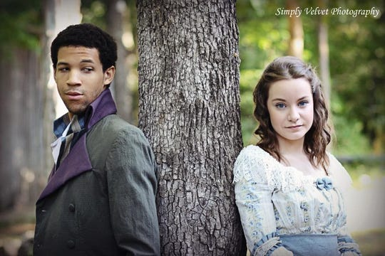 Romeo and Juliet are played by Maceo Cortezz and Brenna Kellem.