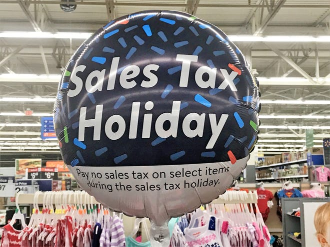 Florida's sales tax holiday offers a rare tax break.