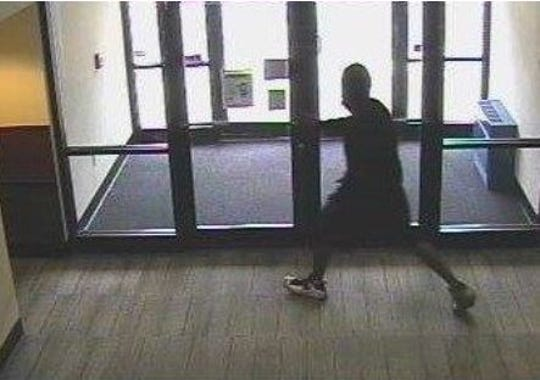 Police say this man robbed the Sun-Trust Bank in Collingswood on Tuesday afternoon.