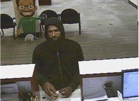Collingswood bank robbery