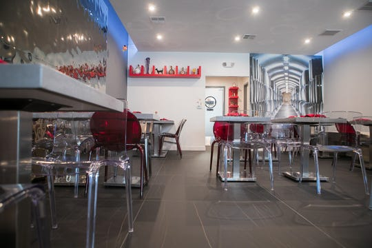 Owner of the new Nal Restaurant in Hockessin, a Latin American dinner-only restaurant.