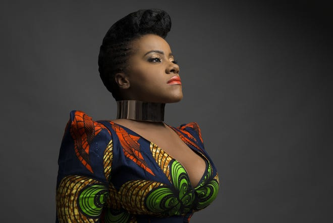 Jamaican reggae singer Etana is one of the headliners at Wilmington's Peoples Fest at The Queen on Saturday. The festival is free for the first time in its 24-year history.