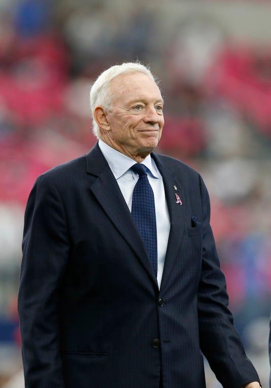 Nfl New England Patriots At Dallas Cowboys
