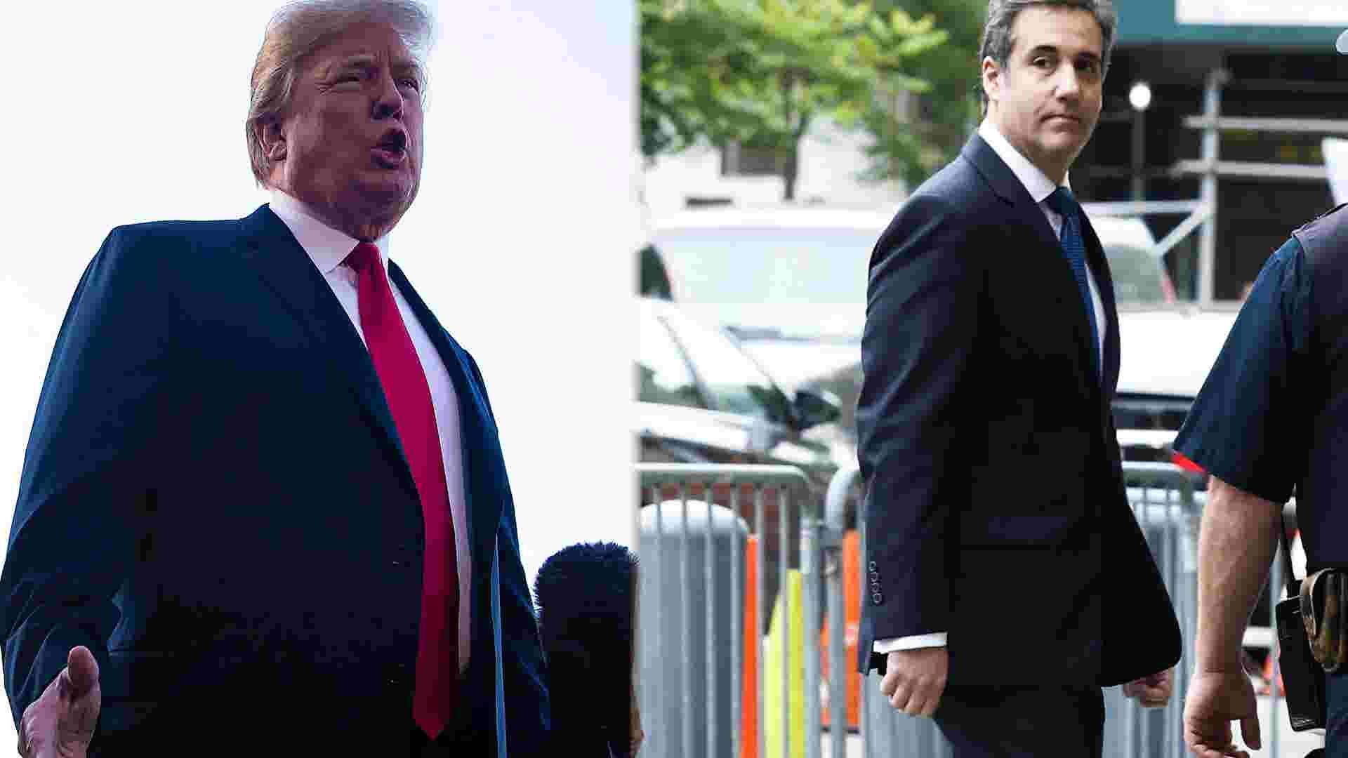 Rudy Giuliani Former Trump Fixer Michael Cohen Is Pathological Liar