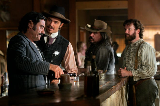 """A """"Deadwood"""" movie? We'll drink to that."""
