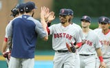 SportsPulse: USA TODAY Sports' Bob Nightengale discusses the trades made by the AL East division rivals Yankees and Red Sox.