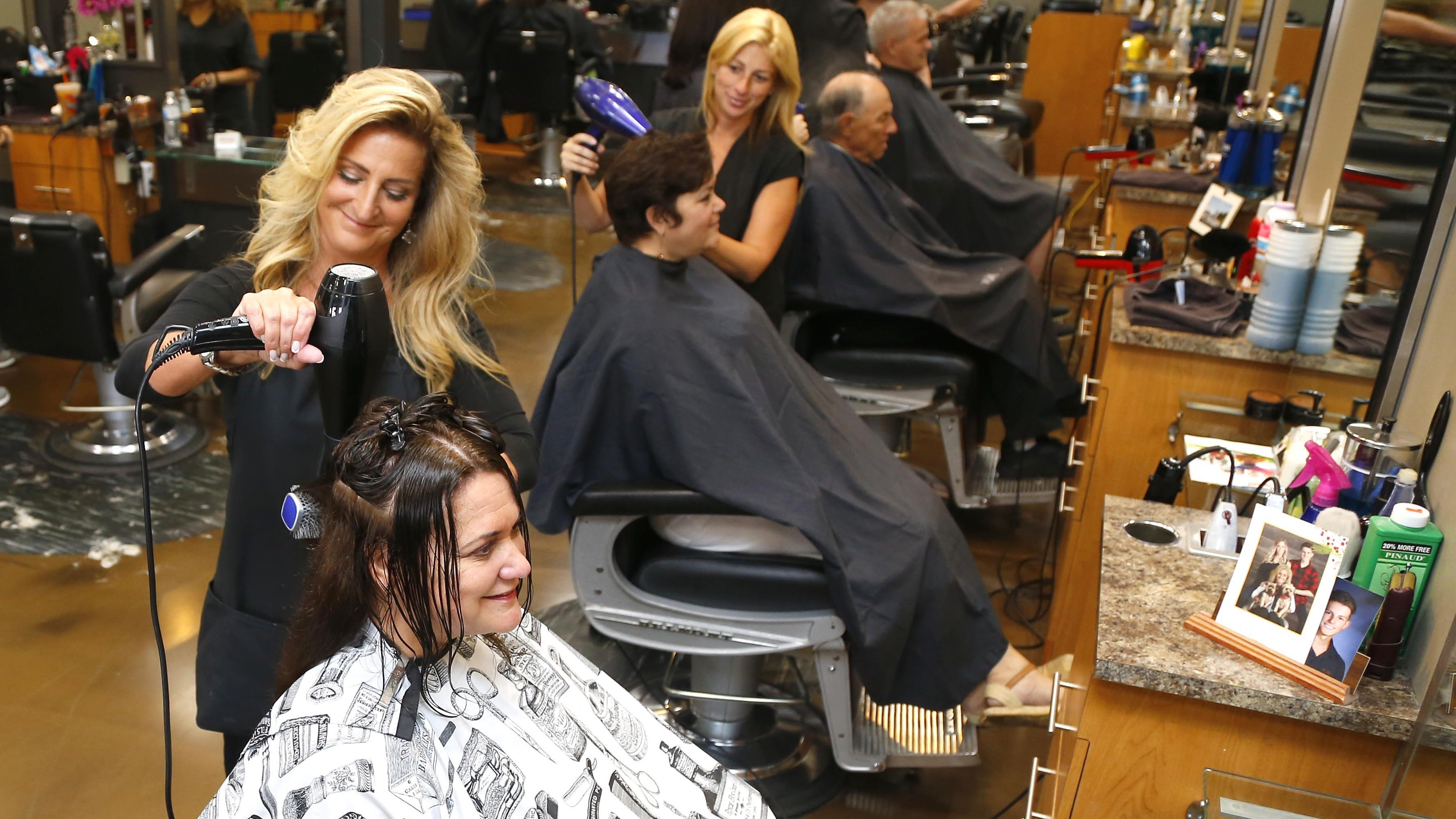 Y Style Hair Salon: Style Salon And Barber In Freehold Township: 50 Years Of