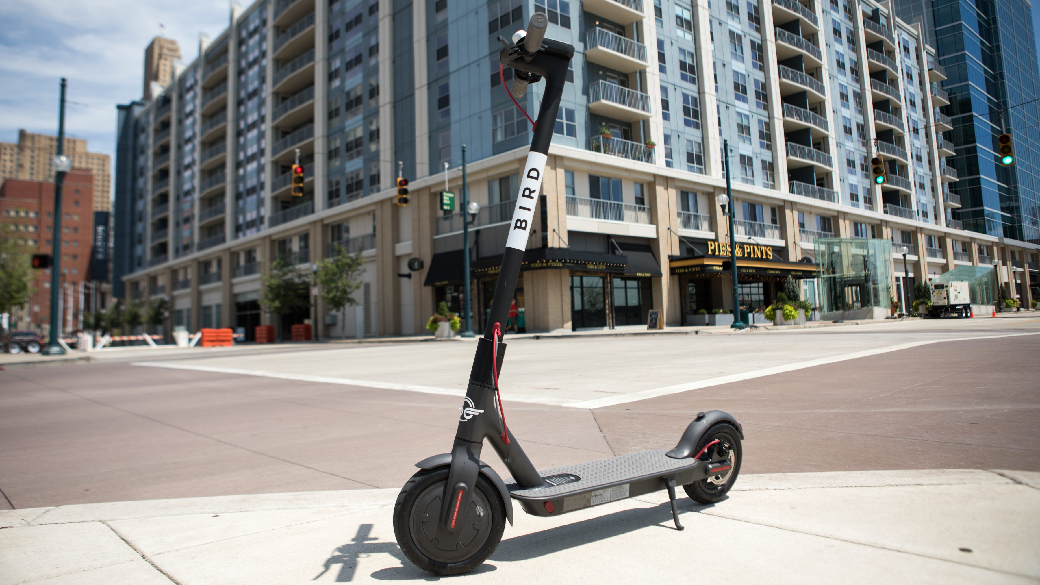 Bird S Arrival Leaves City Hall Scratching Its Head Over Scooters
