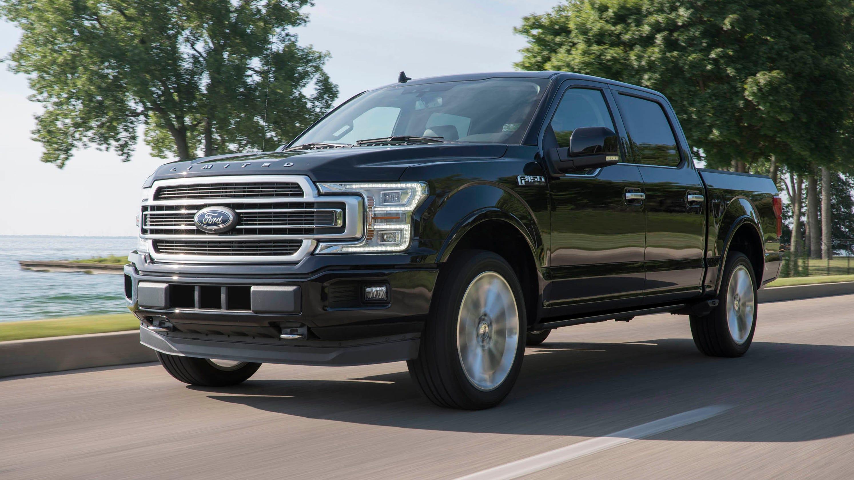 2019 Ford F-150 Limited adds 450-hp Raptor V6 engine