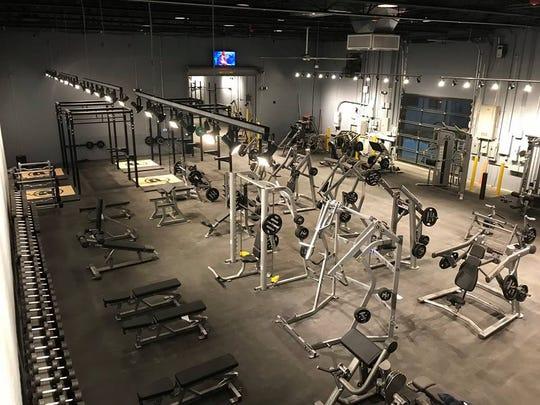 Pulse Fitness Training.