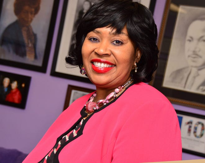 Brenda Jones, president of the Detroit City Council
