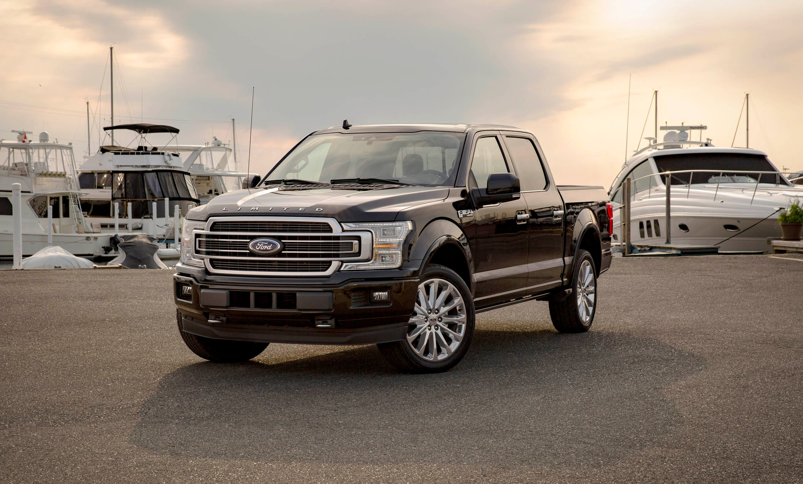 Ford recalls F-150 pickups to fix headlight defects