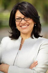 Rashida Tlaib, former Detroit state representative and social justice attorney