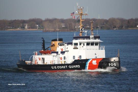 U.S. Coast Guard Cutter Neah Bay.