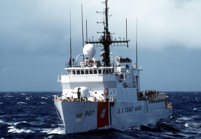 U.S.Coast Guard cutter Escanaba