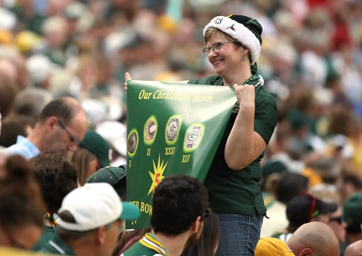 Packers shareholders meeting tickets show up on Craigslist