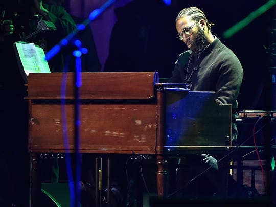 Cory Henry will perform Sept. 15 as part of Indy Jazz Fest.