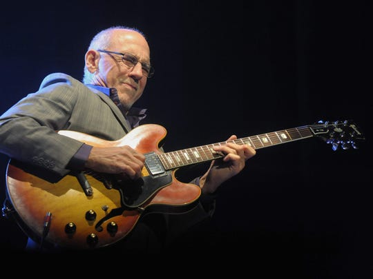 Indy Jazz Fest will present Larry Carlton Sept. 19 at the Athenaeum.