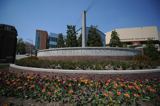 University of Tennessee entrance