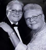Sherl Picchioni and Judith Estorge