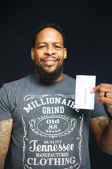 Ex-felon aims to educate others on voting rights