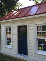 Williamson County CASA auctioned off this playhouse last year.