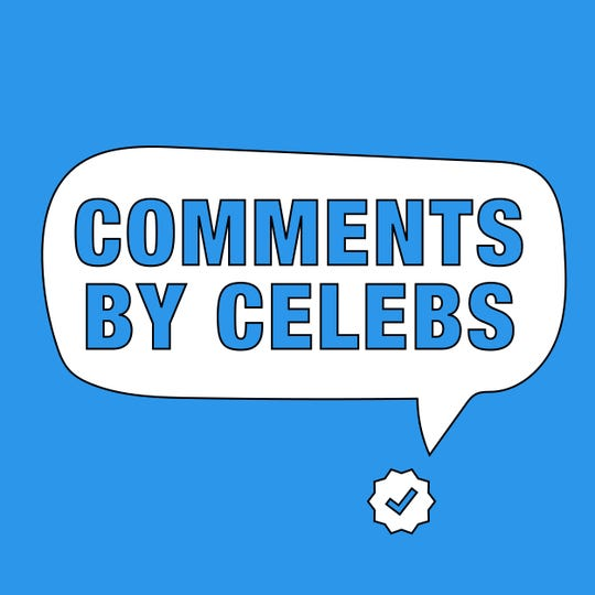 Comments By Celebs Instagram logo