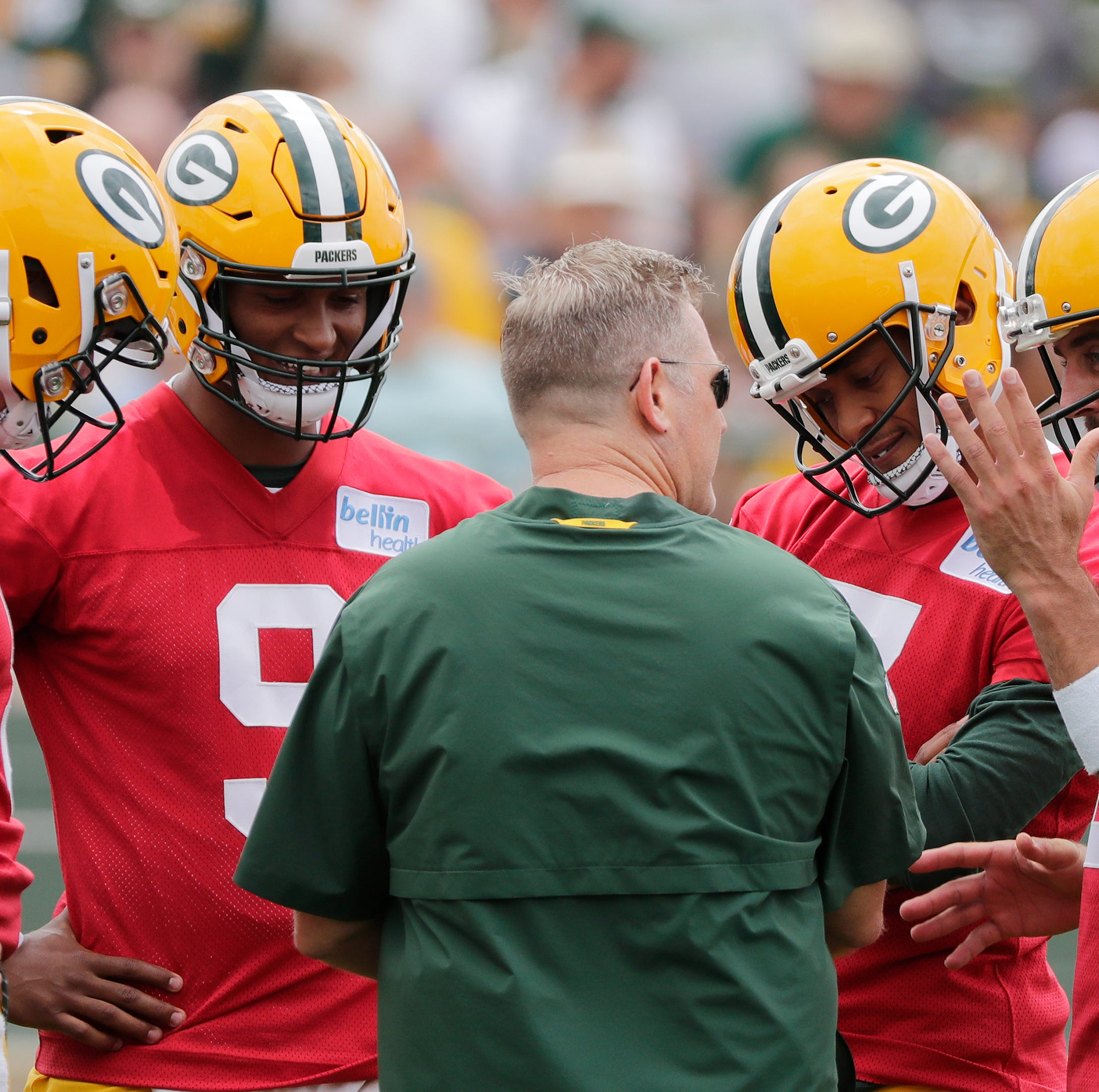 Packers QBs DeShone Kizer, Tim Boyle still ironing out fundamental flaws