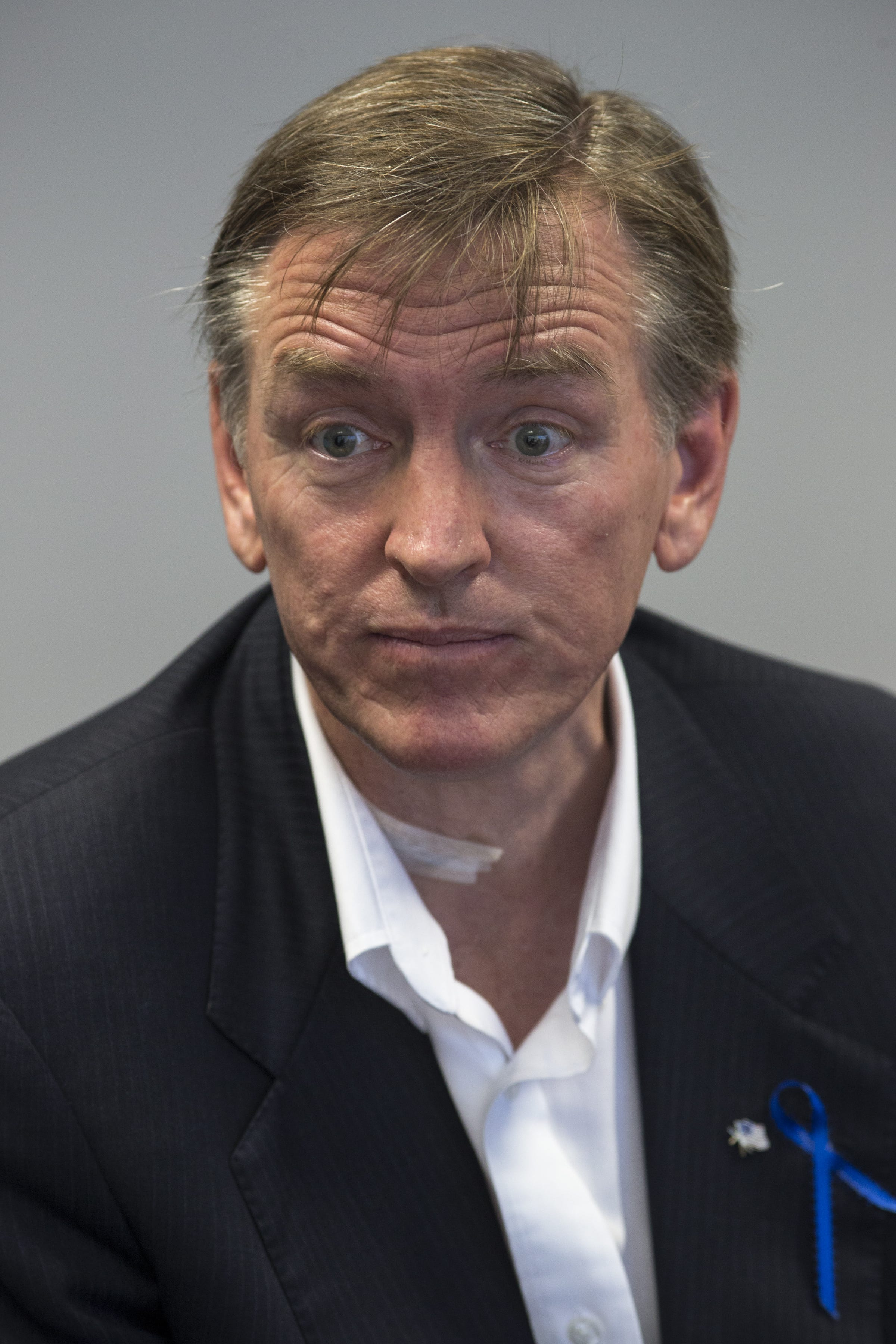 azcentral.com - EJ Montini, The Arizona Republic - Rep. Paul Gosar gets caught in Prescott cozying up to a hate group member