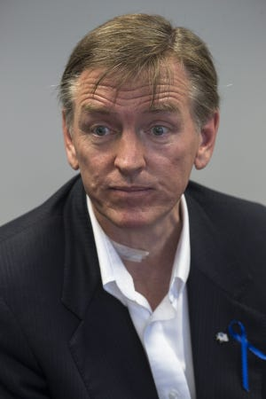 "U.S. Rep. Paul Gosar, R-Ariz., acknowledged Monday that ""it does sting"" that six of his nine siblings appeared in an ad for his political opponent."