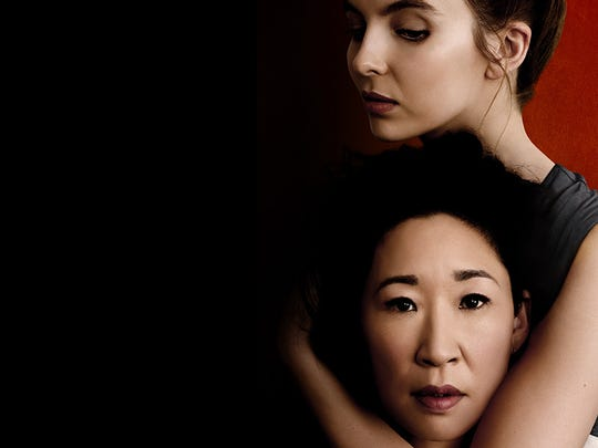 A promotional photo for Killing Eve.