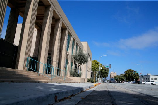 The $40 million renovation of the historic Monterey County Courthouse in Salinas is almost done, with traffic on West Alisal Street no longer affected.