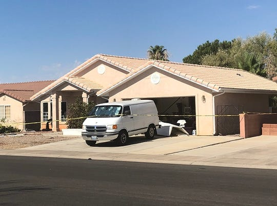 The suspect in a 12-hour standoff with Mesquite police was taken into custody July 26, 2018, after he was caught in the backyard of the house by a police K-9.