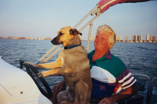Michael Funk spent dozens of summers on the water in Ocean City before a Vibrio vulnifcus infection led to his death in mid-September 2016.