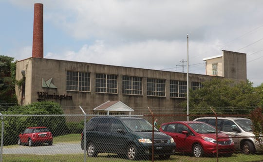 Wilmington Fibre Speciality Company in New Castle